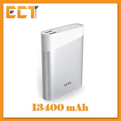 LeTV LeUPB-211D 13400mAh Portable Mobile Power Bank - Silver