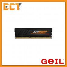 Geil Evo Spear 4GB DDR4 2400MHz Single Channel Kit Desktop PC Gaming RAM (PC4-19200)