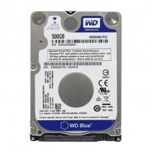 "Western Digital 2.5"" Scorpio Blue 500GB 5400RPM Internal Hard Disk (WD5000LPCX)"