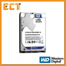 "Western Digital 2.5"" Scorpio Blue 1TB 5400RPM Internal Hard Disk (WD10JPVX)"