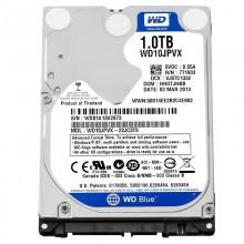 "Western Digital 2.5"" Scorpio Blue 1TB 5400RPM Internal Hard Disk (WD10JPVX)"