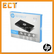 HP SSD S700 Series 120GB/250GB/500GB Solid State Drive (SSD) - 555MB/s Read, 490MB/s Write
