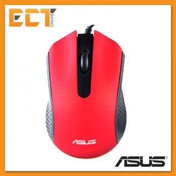 Asus AE-01 Ergonomic Design USB 1000 DPI Wired 3D Optical Mouse