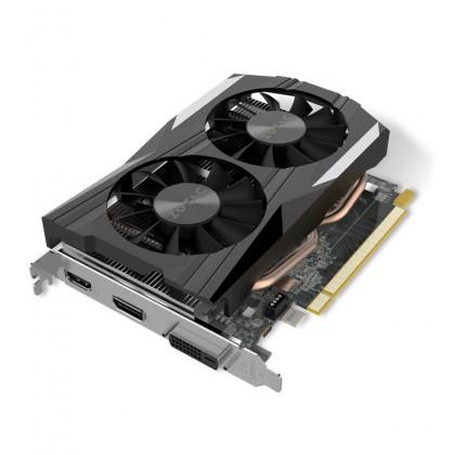 Zotac Geforce GTX 1050 Ti OC Edition 4GB GDDR5 128-Bit PCI-E Graphic Card (with 1 Display Port Output + 1 HDMI + 1 DVI)