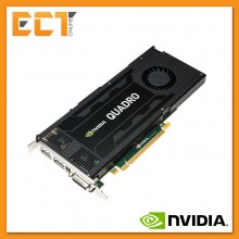 (Bulk Pack) Nvidia Quadro K4200 4GB GDDR5 256Bit Workstation Graphic Card