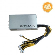 Bitmain APW3-12-1600-A3 6Pin x 10 Antminer PSU 1600W Power Supply for Bitcoin Mining