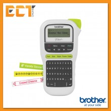 Brother PT-H110 P-Touch Labeling Machine Easy, Portable Label Maker