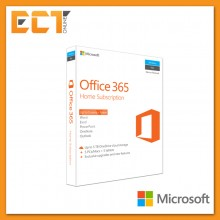 Genuine Microsoft Office 365 Office 365 Home (5 Users For PCs/Macs, Tablets & Phones)