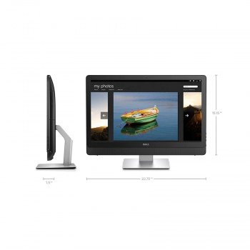 "Dell Inspiron 24-5488T AIO Touch Desktop (i7-7700T 3.60Ghz,2TB,8GB,23.8""FHD IPS Touch,W10)"