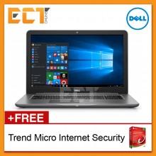 """Dell Inspiron 17-5767 17.3"""" FHD Gaming Notebook (i7-7500U 3.50Ghz,1TB,8GB,AMD R7-M445-4GB D5,W10)"""