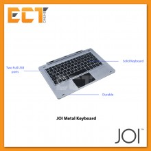 Genuine JOI 11 Metal Keyboard - Black