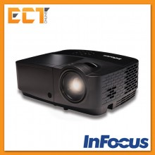 InFocus IN114x XGA (1024 x 768) Native Resolution Office and Classroom Portable Projector (Black)