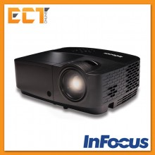 InFocus IN112x SVGA (800 x 600) Native Resolution Office and Classroom Portable Projector (Black)