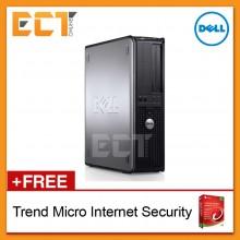 (Refurbished) Dell Optiplex 780 DT (C2D E8400 3.0Ghz,160GB,2GB DDR3,DVD-RW,W7P)