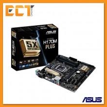 Asus H170M-Plus LGA1151 Socket USB 3.0 Motherboard for Intel