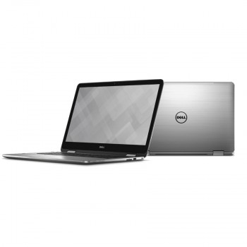 """Dell Inspiron 15-7579 2 in 1 Notebook (i7-7500U 3.50Ghz,512GB SSD,12GB,15.6"""" FHD IPS Touch,W10)"""