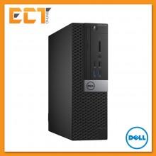 Dell OptiPlex 3040SFF-i5504G1T-W107 Desktop PC (Core i5-6500 3.6GHz,1TB,4GB,W107,Black)