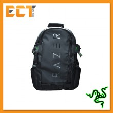 Razer Rogue Backpack - Tear And Water Resistant Exterior, TPU Padded Scratch Proof Interior