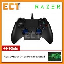 Razer Raiju Custom Multi-Function Buttons PS4/PC Compatible Gaming Controller (RZ06-01970100-R3A1)