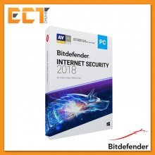 Bitdefender Internet Security (1 PC for 1 Year)