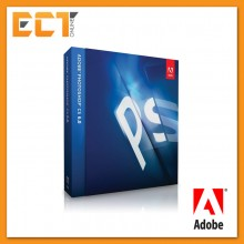Adobe Creative Suite 6 (CS6) Photoshop for Windows (Medialess License)