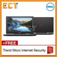 Dell Inspiron 15 7577-70116G-W10 FHD IPS Laptop Black (I7-7700HQ,1TB+256GB,16GB,GTX1060-6GB,W10H)