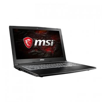 "MSI GL62M-7RDX-1216 15.6"" FHD Gaming Notebook (i5-7300HQ,1TB,4GB,GTX1050-2G,W10P) - Black"