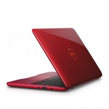 "Dell Inspiron 11 3162-0525SG-W10 Multimedia Notebook (N3050 2.16GHz,500GB,2GB,11.6"",W10) - RED"