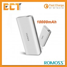 Romoss Solit 5 Fitcharge Technology Fast Charge 10000mAh Power Bank - White