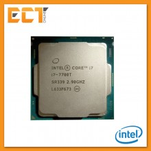 (Bulk Pack) Intel Core i7-7700T 2.90GHz~3.80GHz Processor (Socket LGA1151, 8MB Smart Cache,4 Core, 8 Thread)