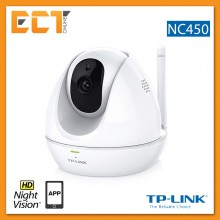 TP-Link NC450 360 Degree HD Pan/Tilt Wi-Fi Camera with Night Vision