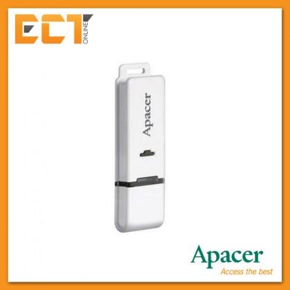 Apacer AH223 32GB USB 2.0 Pen Drive/Flash Drive/Thumb Drive - White