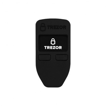 Trezor One High Level Security Hardware Wallet for Bitcoin, Litecoin, DASH, Zcash and Altcoin