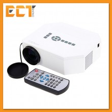 UC30 Mini FHD (1920 x 1080) Portable LED Projector (White)