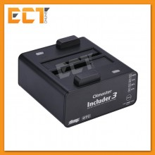 "Olmaster Includer 3 Dual Bay HDD Dock for 2.5"",3.5"" & SATA Hard Disk"