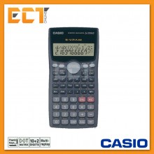 Genuine Casio FX-570MS Electronic Scientific School Calculator - Black