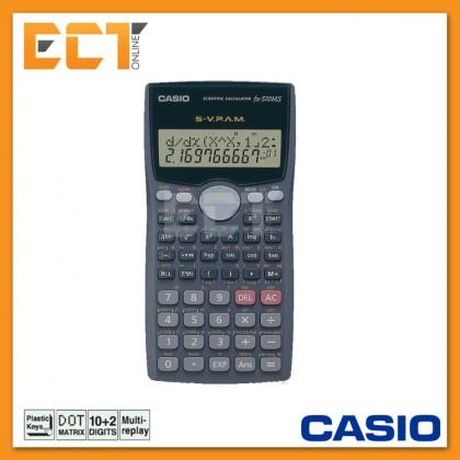 Genuine Casio FX-570MS Electronic Scientific School Calculator - Black