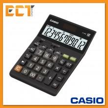 Genuine Casio D-120B 12 Digits Electronic Desktop Practical Calculator - Black