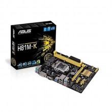 Asus H81M-K LGA1150 Socket DDR3 USB 3.0 Motherboard for Intel