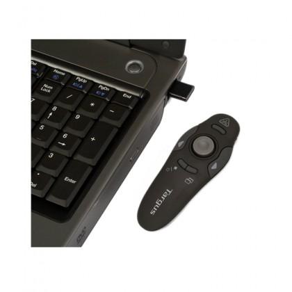 Targus 2.4GHz Wireless USB Presenter with Laser Pointer - AMP17AP