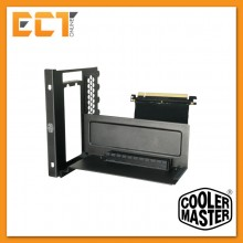 Cooler Master Vertical Graphics Card Holder Kit with Riser Cable (MCA-U000R-KFVK00)