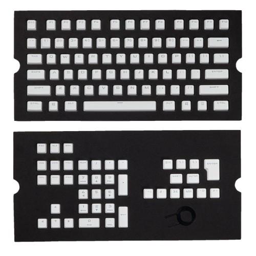 corsair gaming pbt double shot keycaps full 104 105 keyset. Black Bedroom Furniture Sets. Home Design Ideas