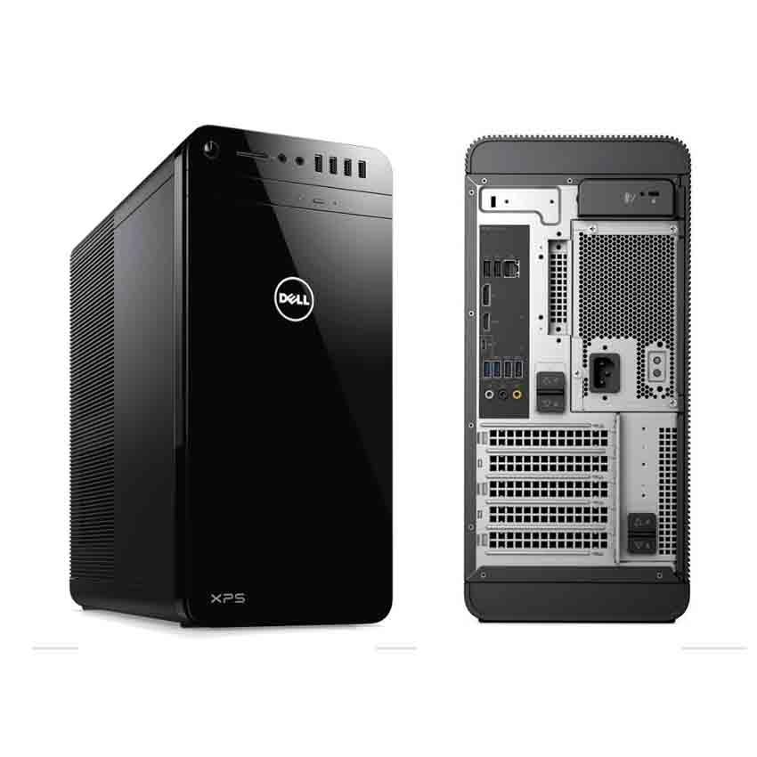 Dell XPS 8930 Desktop Gaming PC (i7-8700 4 6Ghz, 2TB+256GB SSD,16GB Ram  DDR4, Nvidia GTX1060-6GB,W10)