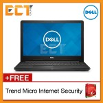 "Dell Inspiron 15-3565 Notebook (AMD A6-9200 2.80Ghz,128GB SSD,8GB,AMD R4,15.6"",W10)"