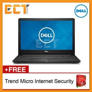 """Dell Inspiron 15-3565 Notebook (AMD A6-9200 2.80Ghz,128GB SSD,8GB,AMD R4,15.6"""",W10)"""