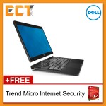 "Dell Latitude 7275 2 in 1 Business Class Notebook (M7-6Y75 3.10GHz,512GB SSD,8GB,12.5""FHD Touch,W10P)"