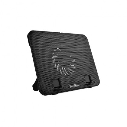 """Cooler Master NotePal I200 Silent 140mm Fan Dual Purpose 15.6"""" Laptop Cooling Pad and Tablet Stand (R9-NBC-I2HK-GP)"""