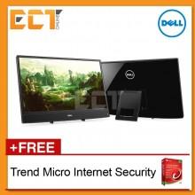"""Dell Inspiron 22 (3277) AIO Desktop PC (i3-7130U 2.70Ghz,1TB,4GB,21.5""""FHD,W10)"""
