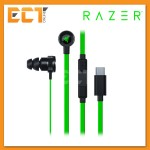Razer Hammerhead for USB-C 10mm Dynamic Drivers In-Line Mic USB-C Connector Gaming Earphones (RZ04-02420100-R3A1)