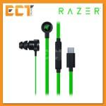 Razer Hammerhead for USB-C 10mm Dynamic Drivers In-Line Mic USB-C Connector Gaming Earphones (RZ04-02420100-R3A1)